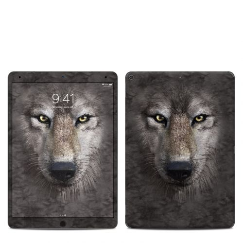 Grey Wolf iPad Air 3 Skin