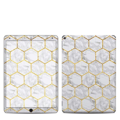 Honey Marble iPad Air 3 Skin