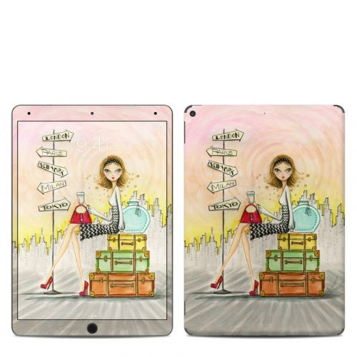 The Jet Setter iPad Air 3 Skin