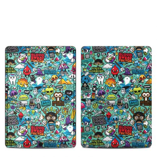 Jewel Thief iPad Air Skin