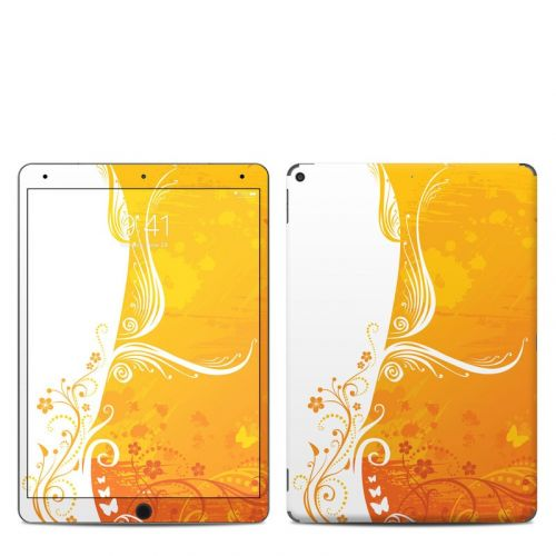 Orange Crush iPad Air 3 Skin