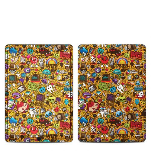 Psychedelic iPad Air 3 Skin