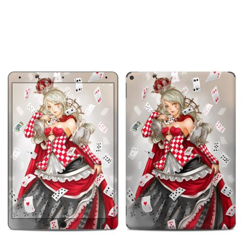Queen Of Cards iPad Air 3 Skin