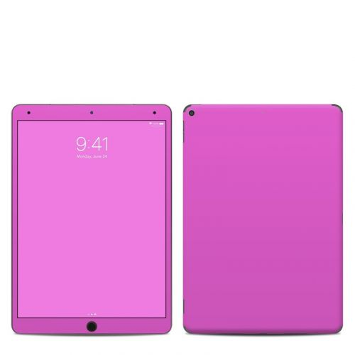Solid State Vibrant Pink iPad Air 3 Skin