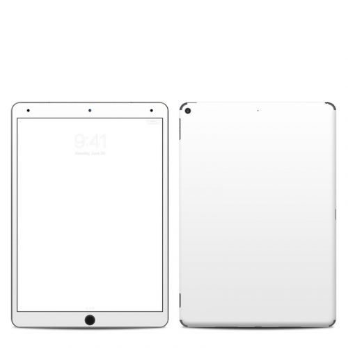 Solid State White iPad Air 3 Skin
