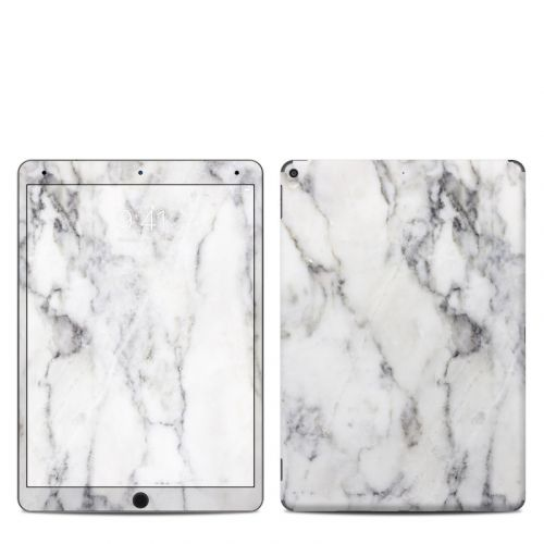 White Marble iPad Air 3 Skin