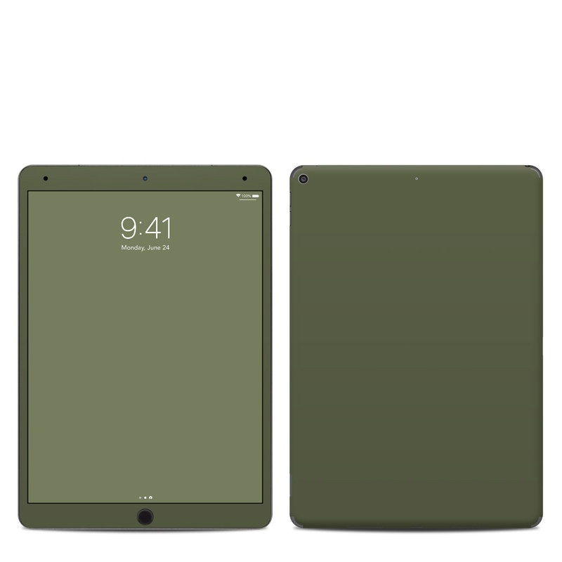 iPad Air 3 Skin design of Green, Brown, Text, Yellow, Grass, Font, Pattern, Beige with green colors