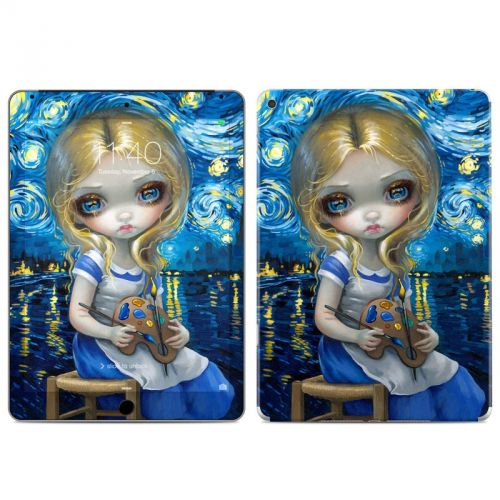 Alice in a Van Gogh iPad Air 2 Skin