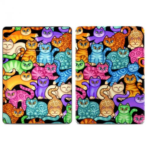 Colorful Kittens iPad Air 2 Skin