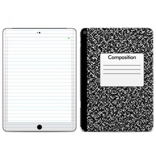 Composition Notebook iPad Air 2 Skin