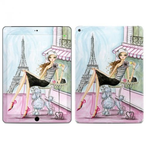 Cafe Paris iPad Air 2 Skin