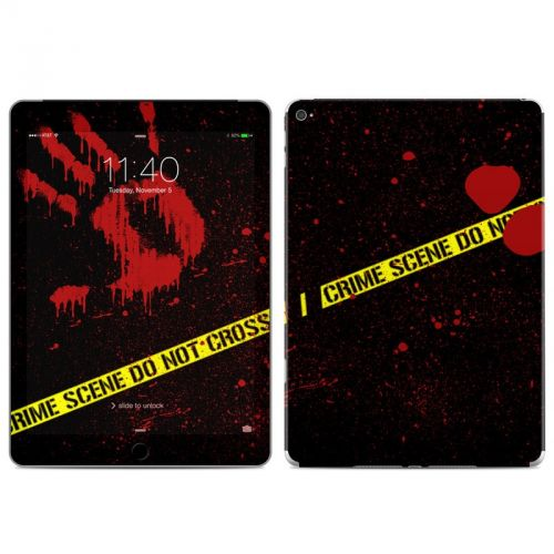 Crime Scene iPad Air 2 Skin