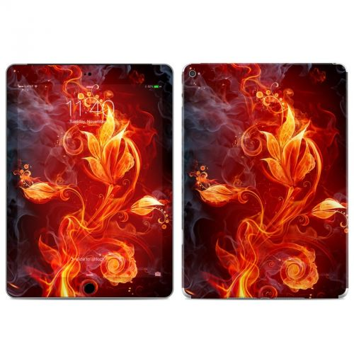Flower Of Fire iPad Air 2 Skin