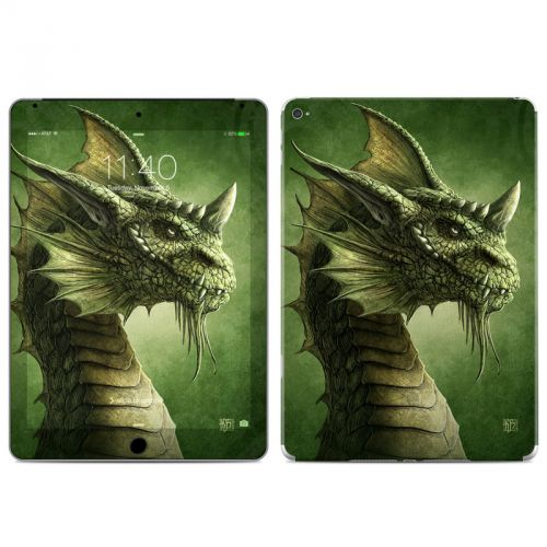 Green Dragon iPad Air 2 Skin