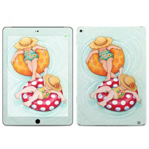 Inner Tube Girls iPad Air 2 Skin