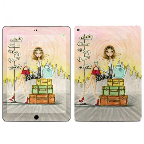 The Jet Setter iPad Air 2 Skin