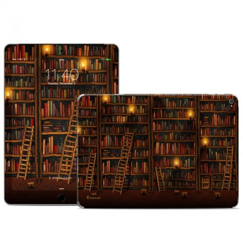Library iPad Air 2 Skin