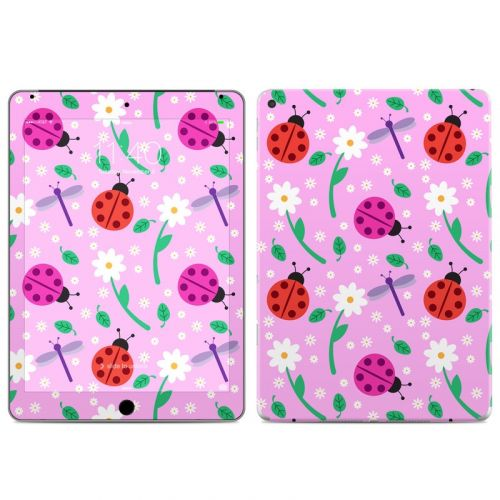 Ladybug Land iPad Air 2 Skin
