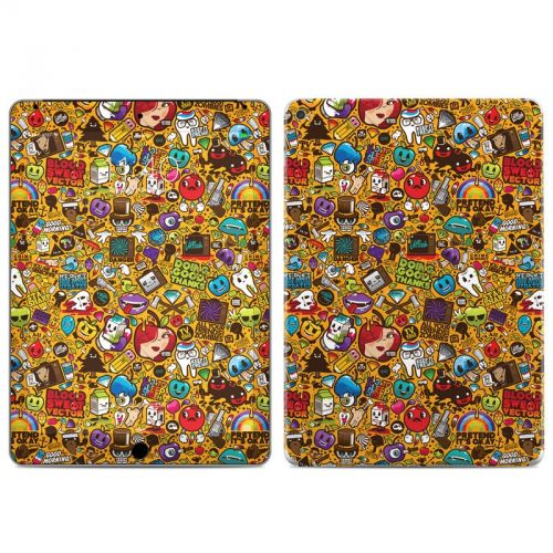 Psychedelic iPad Air 2 Skin