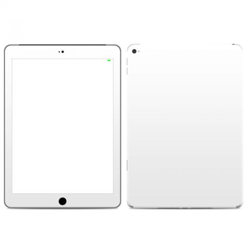 Solid State White iPad Air 2 Skin
