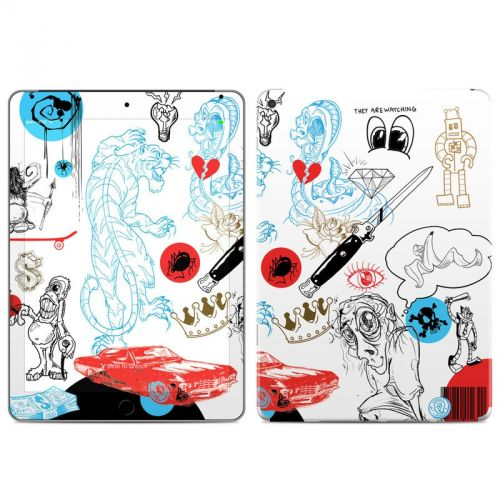 Tattoo Ink iPad Air 2 Skin
