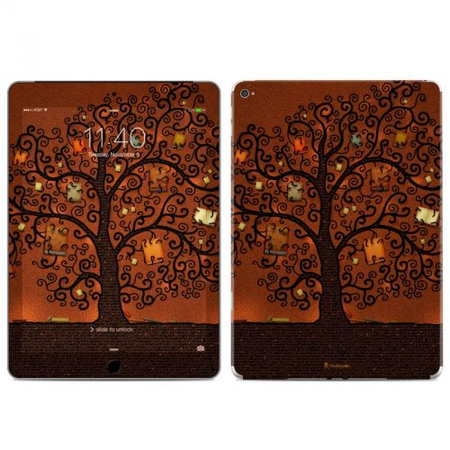 Tree Of Books iPad Air 2 Skin