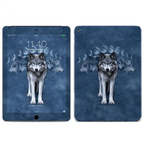 Wolf Cycle iPad Air 2 Skin