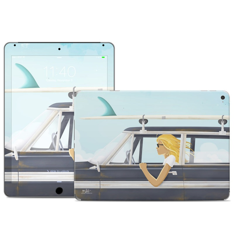 Anticipation iPad Air 2 Skin