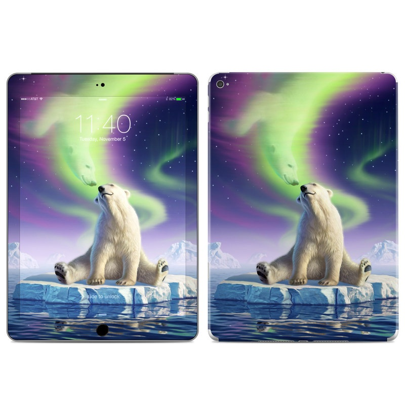 Arctic Kiss iPad Air 2 Skin