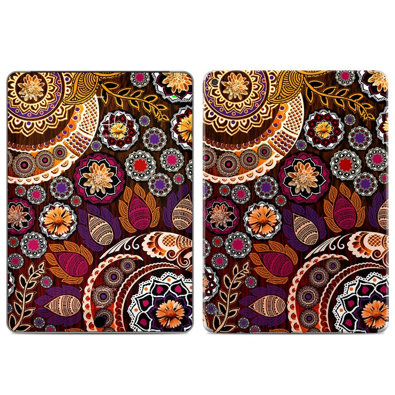 Autumn Mehndi iPad Air 2 Skin
