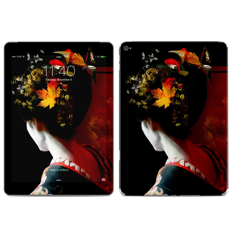 Autumn iPad Air 2 Skin