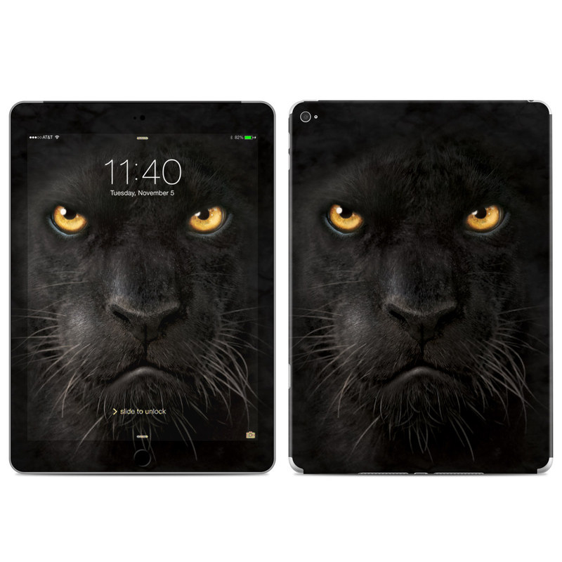 Black Panther iPad Air 2 Skin