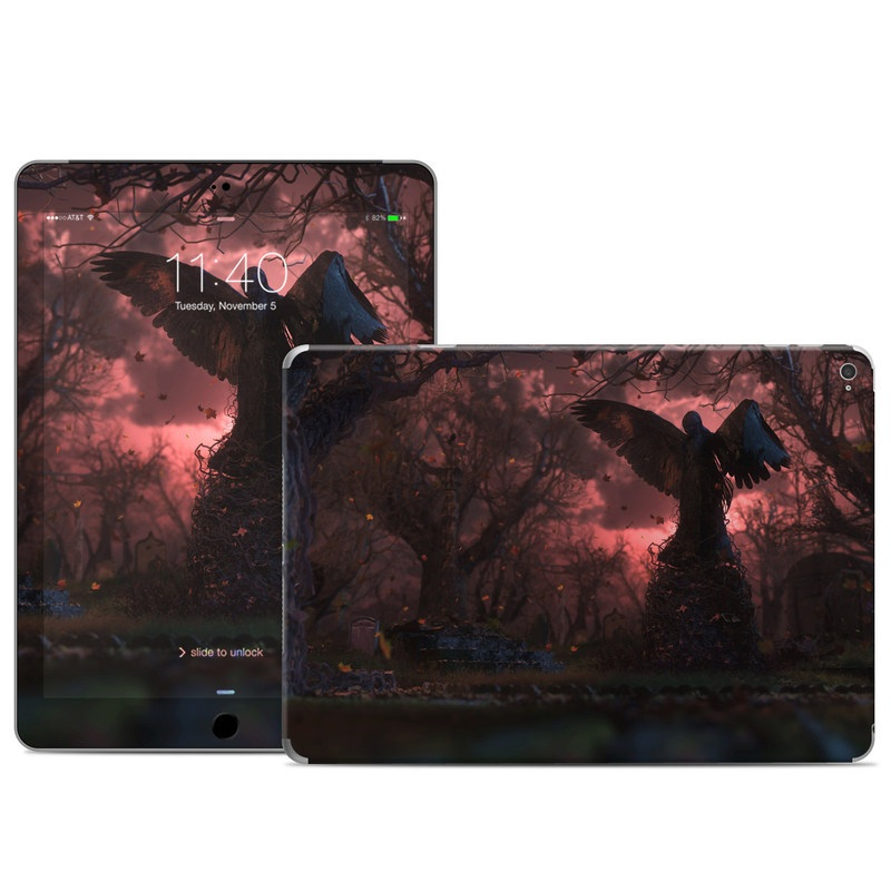Black Angel iPad Air 2 Skin