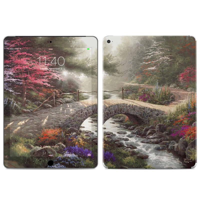 Bridge of Faith iPad Air 2 Skin