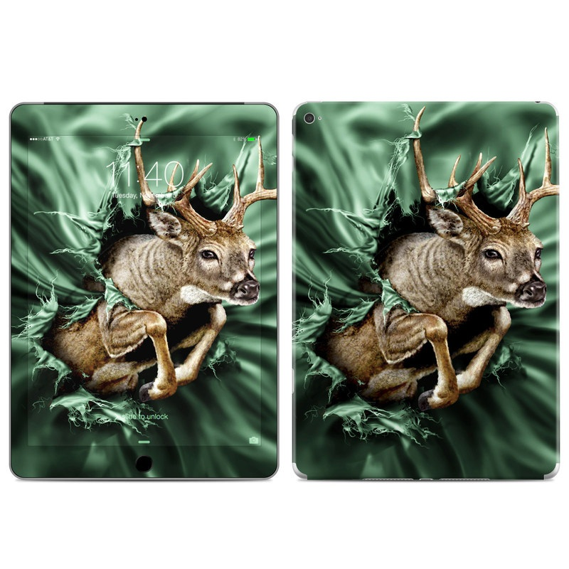 Break Through Deer iPad Air 2 Skin