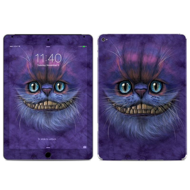 Cheshire Grin iPad Air 2 Skin