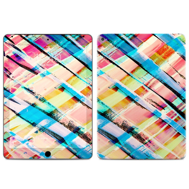 Check Stripe iPad Air 2 Skin