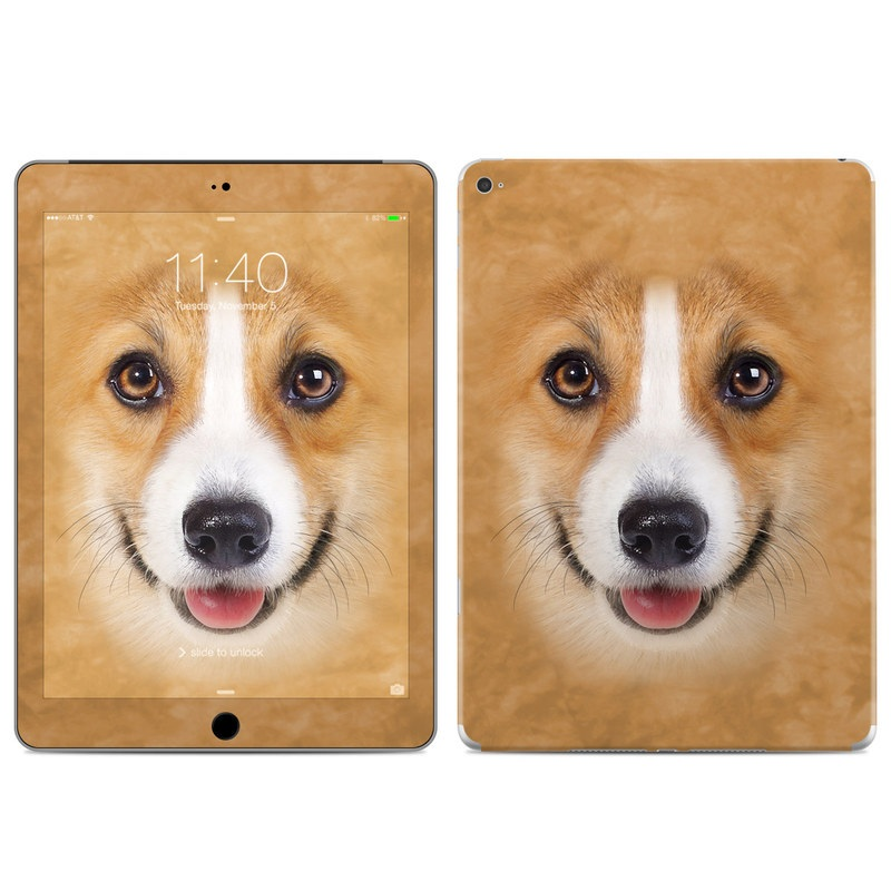 Corgi iPad Air 2 Skin