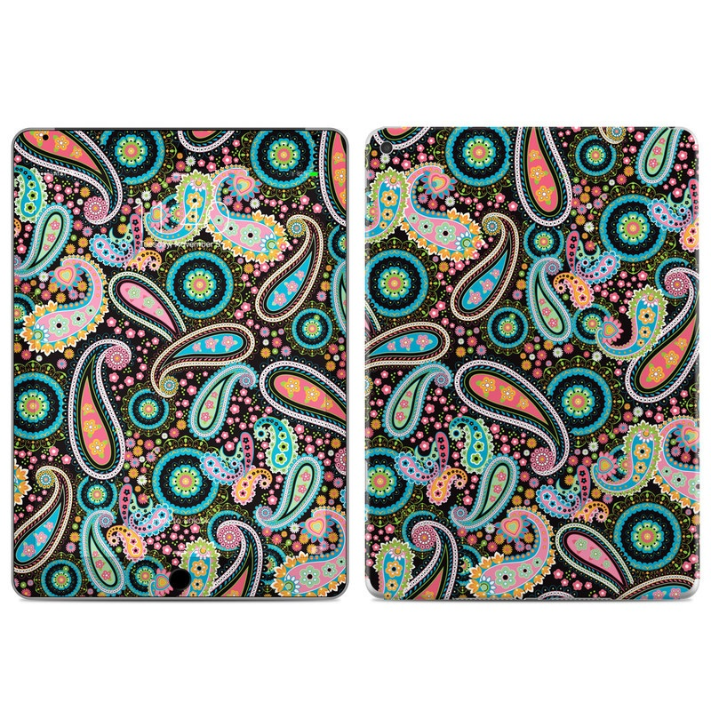 Crazy Daisy Paisley iPad Air 2 Skin