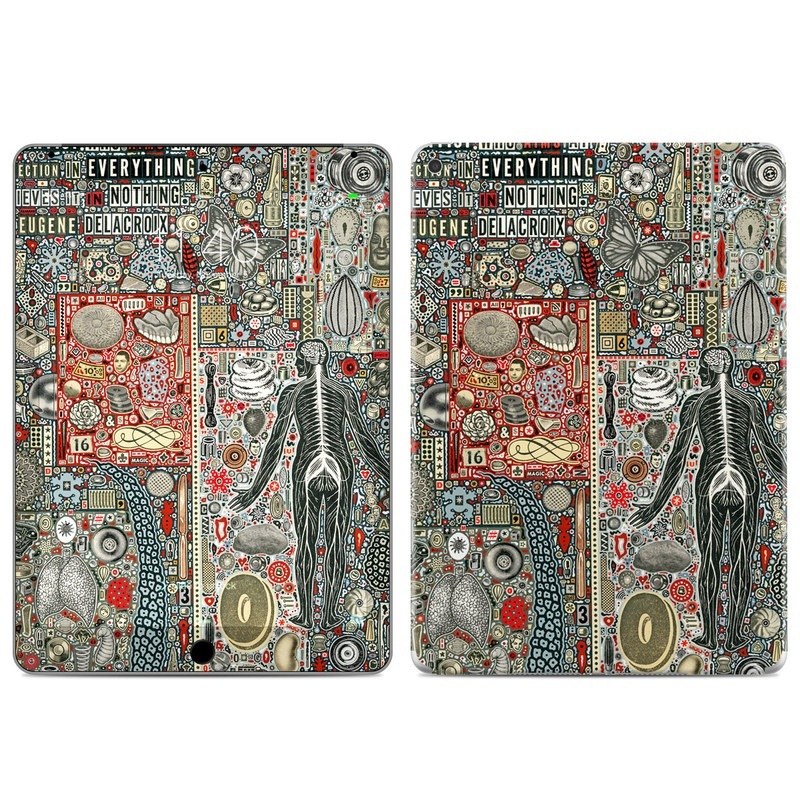 Everything and Nothing iPad Air 2 Skin
