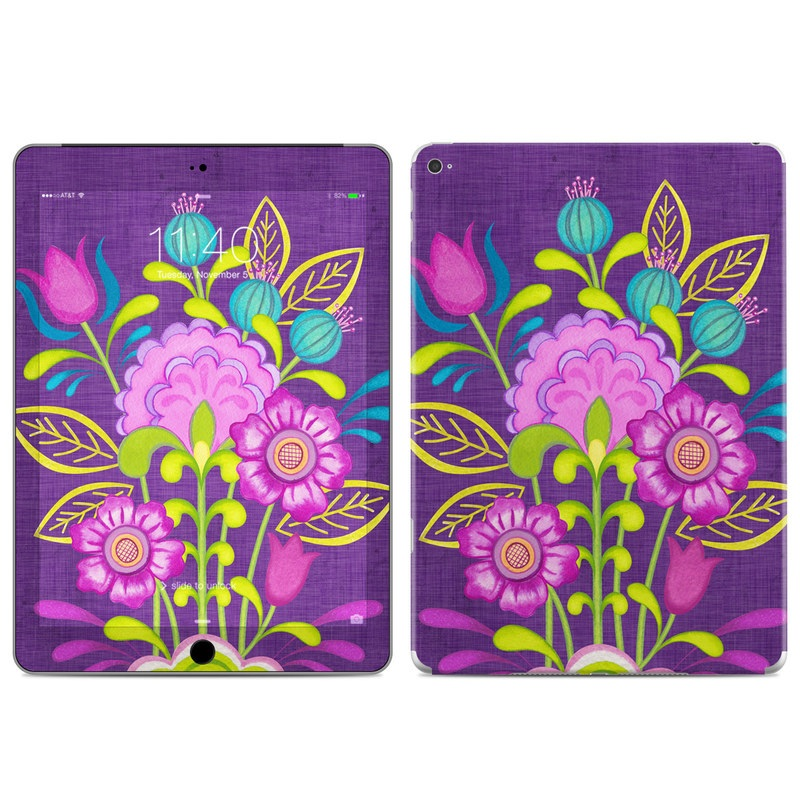 Floral Bouquet iPad Air 2 Skin