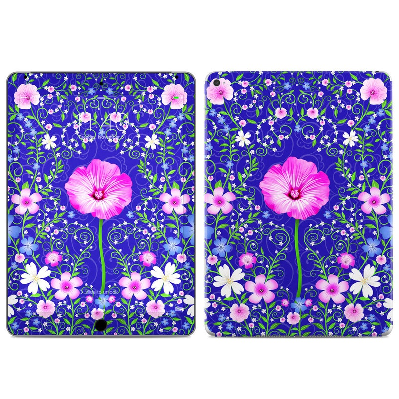 Floral Harmony iPad Air 2 Skin