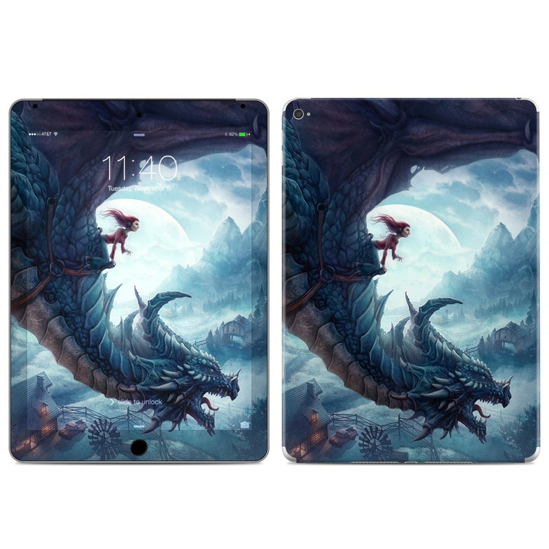 Flying Dragon iPad Air 2 Skin