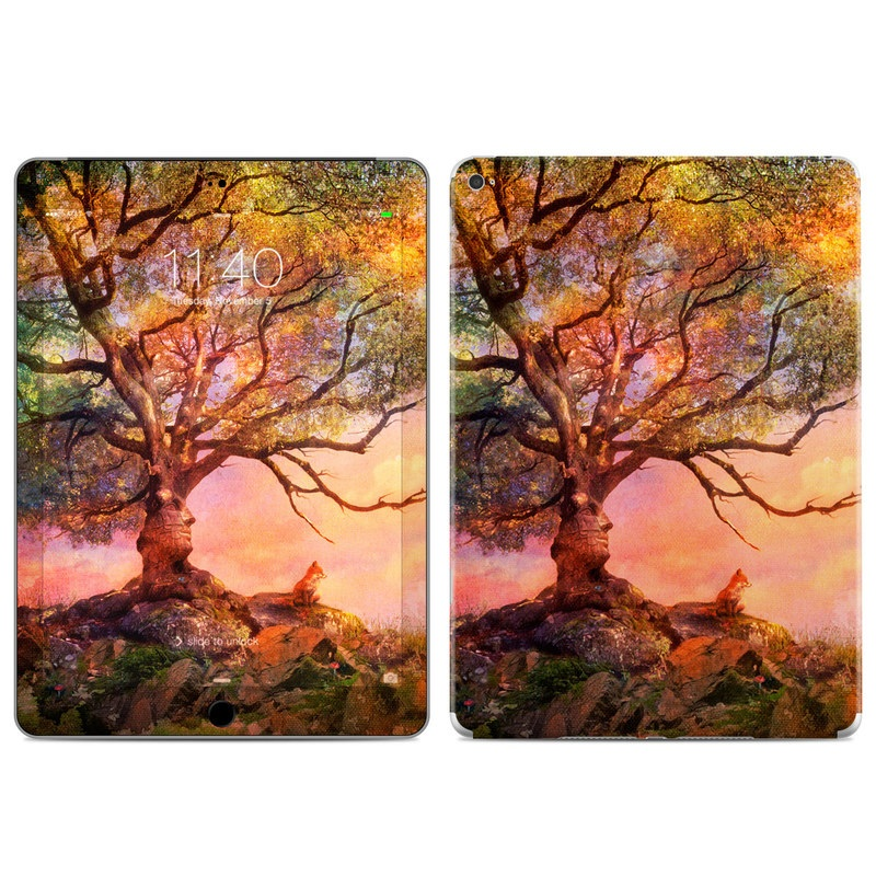Fox Sunset iPad Air 2 Skin