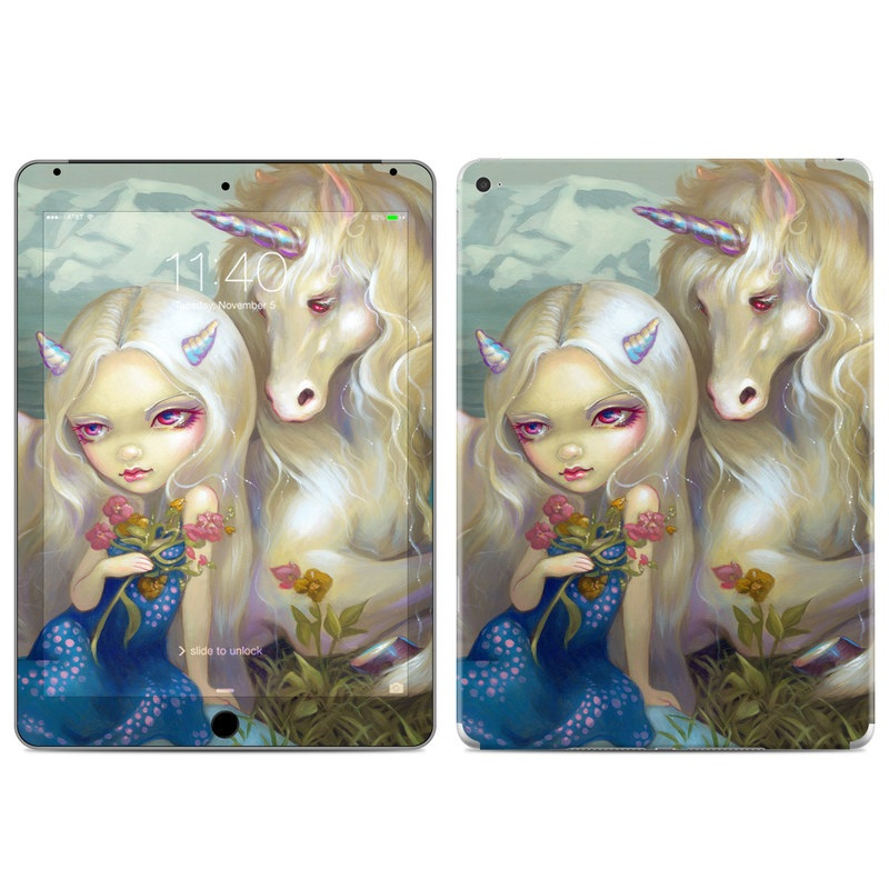 Fiona Unicorn iPad Air 2 Skin