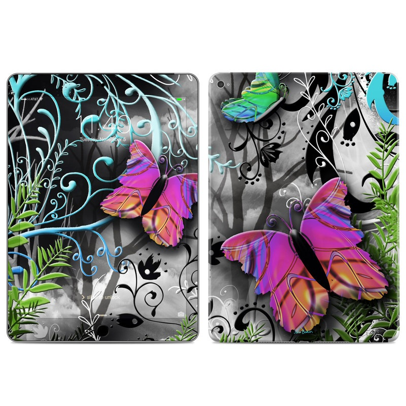 Goth Forest iPad Air 2 Skin