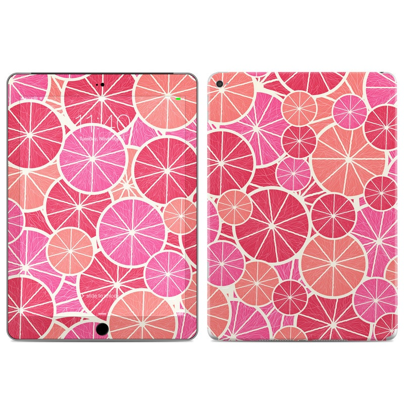 Grapefruit iPad Air 2 Skin