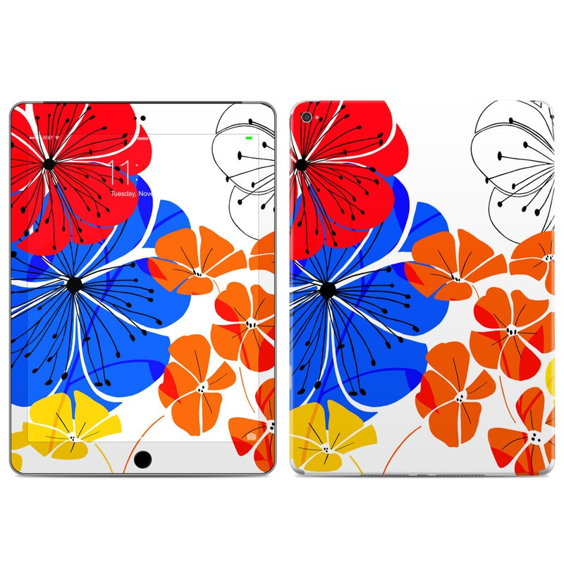 Hibiscus Dance iPad Air 2 Skin