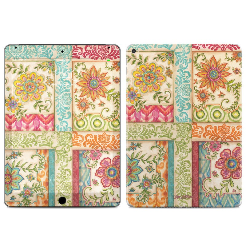 Ikat Floral iPad Air 2 Skin