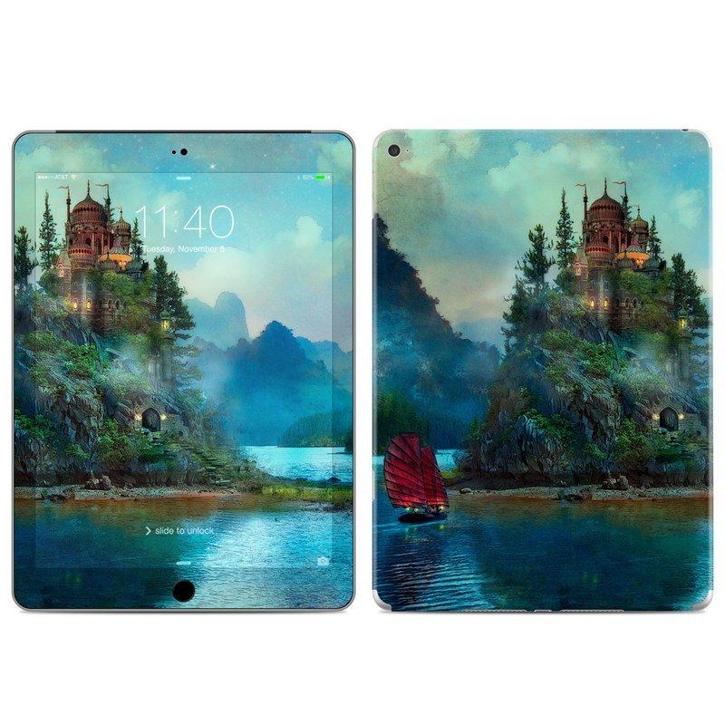 Journey's End iPad Air 2 Skin